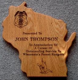 wisconsin plaque